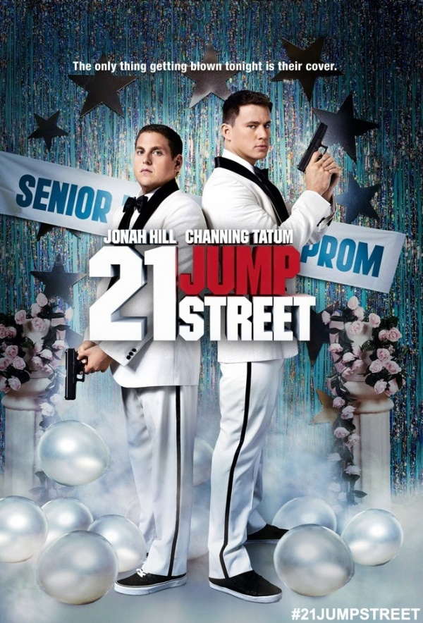 21 jump street In the action-comedy 21 jump street, schmidt (jonah hill) and jenko  news &  interviews for 21 jump street  view all 21 jump street news.