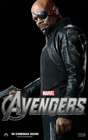 e40e42782a1a Avengers Week   3 of  10- NICK FURY