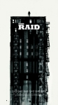 Mondo poster for The Raid: Redemption
