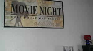 Hanging on my wall in my house! :)