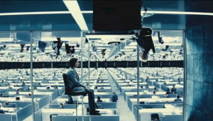 Upside Down Movie Review 2012 Scene 3