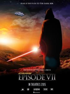 fan poster for SW epVII