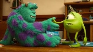 Monsters University (trailer#2)