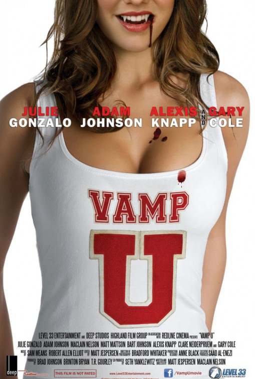 Vampire University | Multi | 1CD | BDRiP | 2013