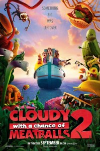 Featurette for Cloudy With a Chance of Meatballs 2
