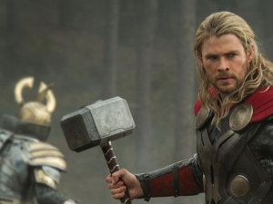 Hemsworth as Thor