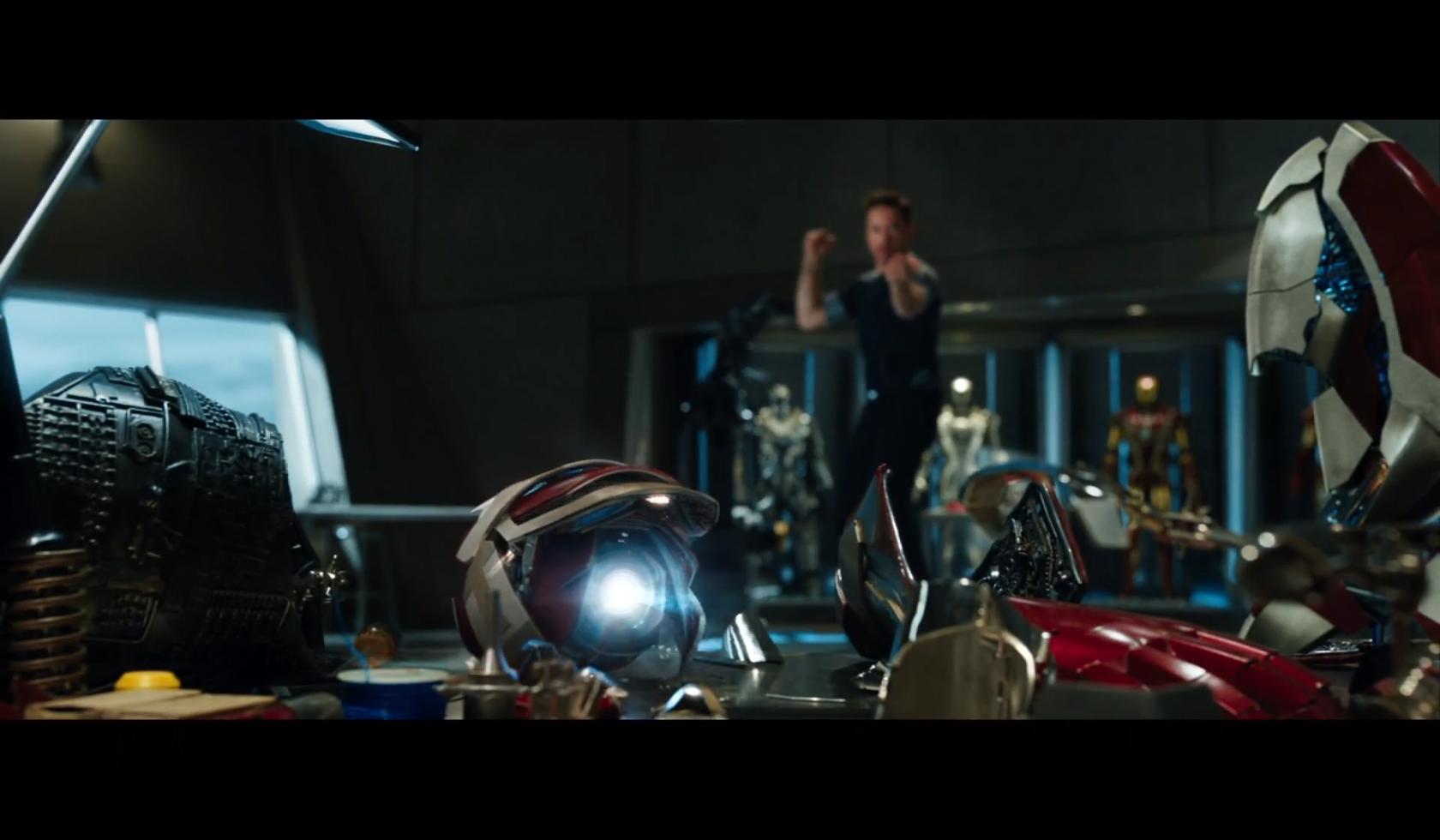 Iron Man Extremis Armor Iron Man 3 Iron-man-3-extremis-armor