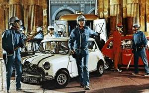 Michael Caine in 1969's The Italian Job