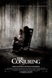 Poster for 2013 horror film The Conjuring
