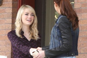 Emma Stone really would've been the perfect Mary Jane Watson.