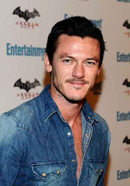Luke Evans The Focused Filmographer