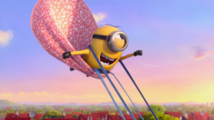 Fly to your nearest theater to see Despicable Me 2.