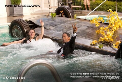 Review White House Down
