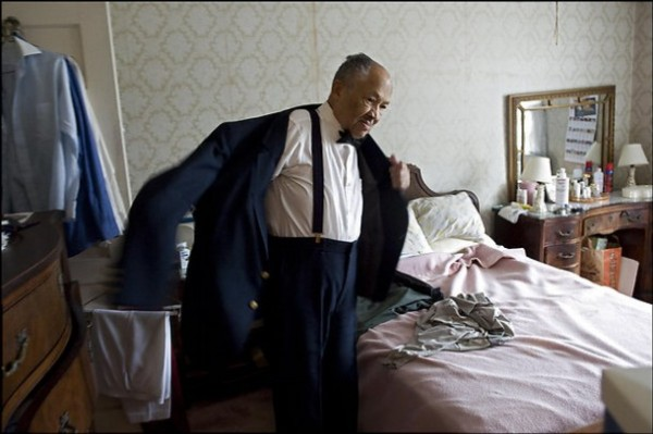 Mr. Eugene Allen- the inspiration for the character Cecil Gaines in The Butler.