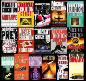 MIchaelCrichtonCollection