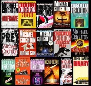 MIchaelCrichtonCollection
