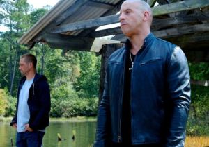 1st image of F&F7 features Vin Diesel and Paul Walker (but no cars)
