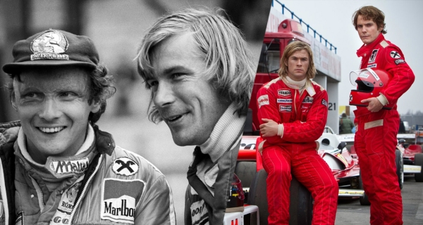 'Rush', a film inspired by Niki Lauda-James Hunt rivalry ...