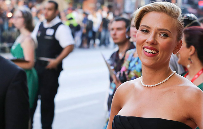 gorgeous scarlett