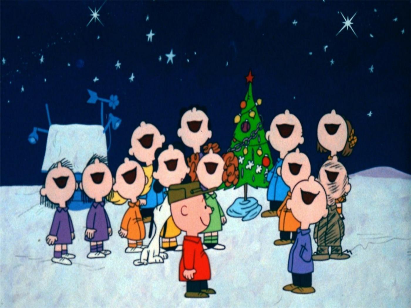 Religious Charlie Brown Sayings Christmas