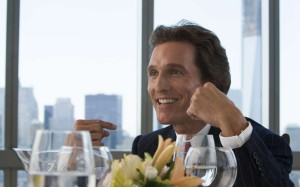 McConaughey's 2013 included: MUD, WOLF ON WALL STREET and DALLAS BUYERS CLUB.