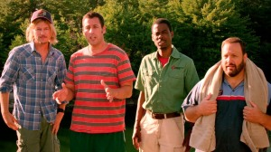 "Sandler: ""At least we still have the Razzies!"""