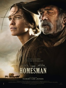 homesman movie poster