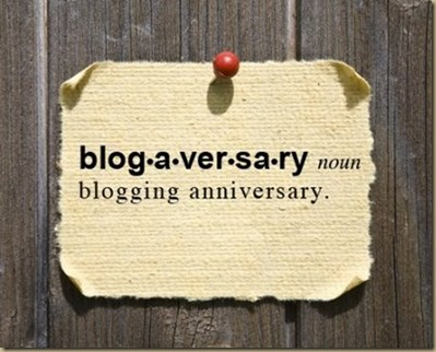 Happy 4th Year Blogaversary!