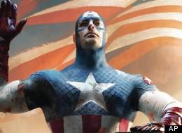 President Captain America
